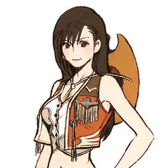 Artwork for <i>Crisis Core -Final Fantasy VII-</i>.