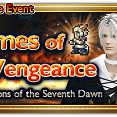 Global event banner for Flames of Vengeance.