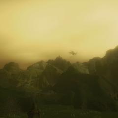 Cloudy Archylte Steppe.