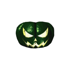 Jack Pumpkin - Ghost Square.