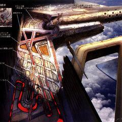 Weather Deck artwork.