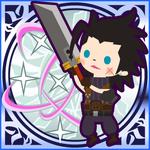 FFAB High Braver - Zack Legend SSR