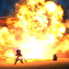 Fire III.