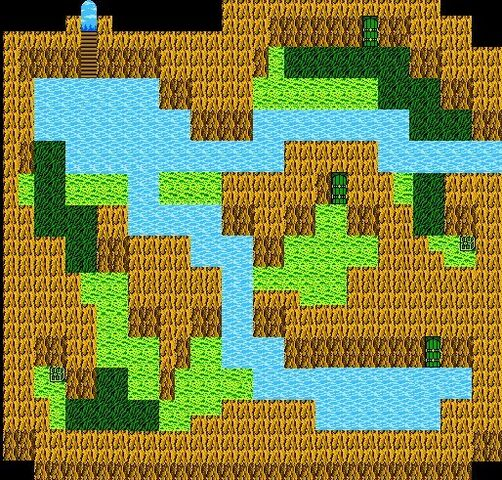 File:FF II NES - Jade Passage First Floor.jpg