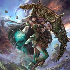 Esmeralda.