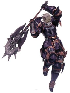 Marauder | Final Fantasy Wiki | Fandom powered by Wikia  Final Fantasy 14 Classes Art