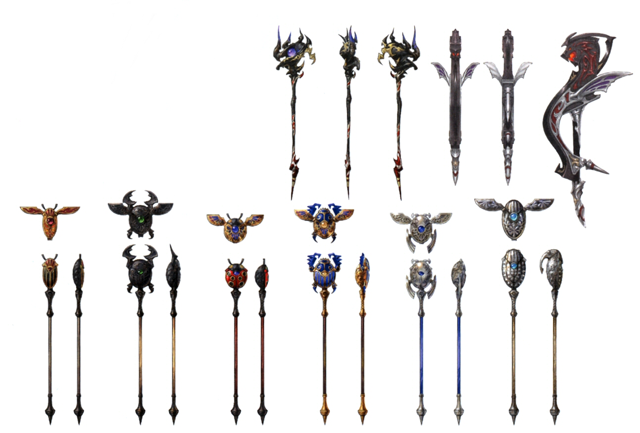 Ffxiv I Crafted Weapons