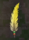 LRFFXIII Chocobo Feather Pin