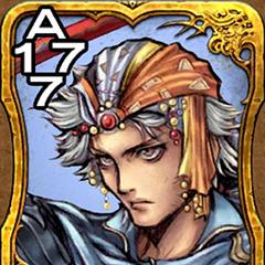 Firion from <i>Dissidia Final Fantasy</i>.