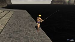 Fishing FF11 1