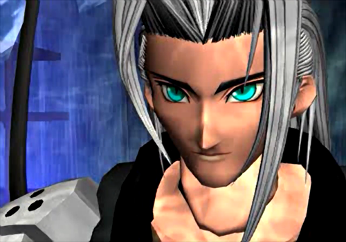 Image result for ffvii sephiroth