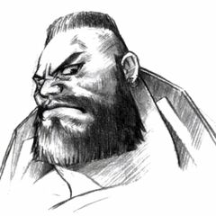 Barret portrait concept.