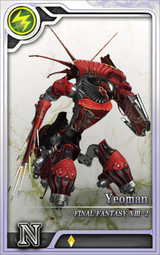 FF13-2 Yeoman N L Artniks