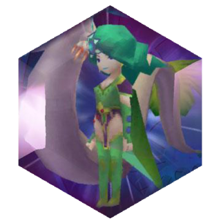 Rydia RE's Phantom Stone (Rank 6).