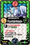 Unicorn Fountainhead+