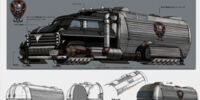 Dirge of Cerberus -Final Fantasy VII-/Concept art
