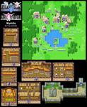 FFII Mysidia Map