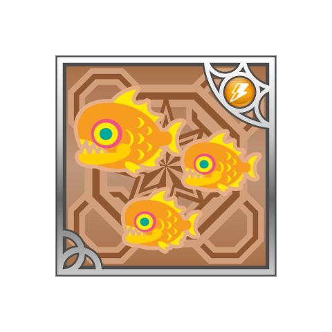 Remora I (R) summon stone.