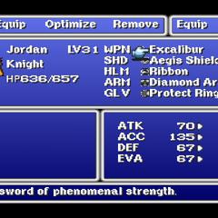 <i>Final Fantasy</i> (PSX).