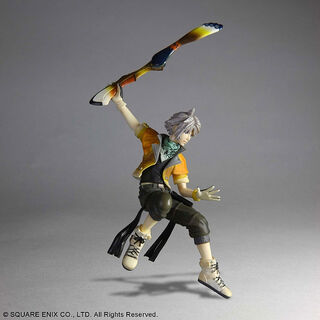 Final Fantasy XIII Trading Arts Vol 1 figure.