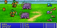List of Final Fantasy IV statuses