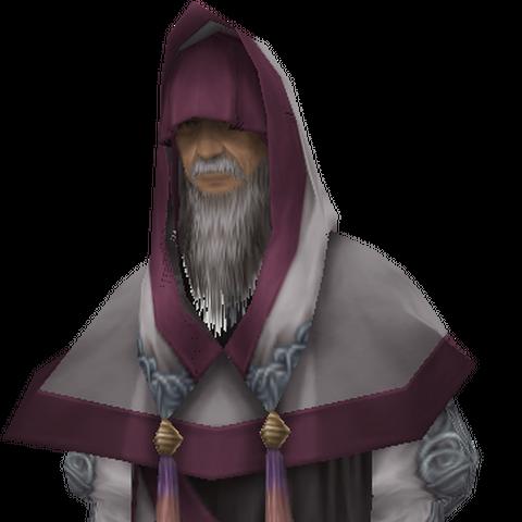 Imperial senator.