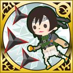 FFAB Makibishi - Yuffie Legend SR