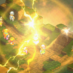 Thunder Flare Tome.