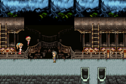FFVI PC Elayne and Owain Phantom Train