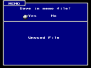 FFV Memo File PS