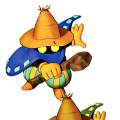 Black Mage artwork in <i><a href=
