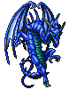 FFRK Dragon FFIII