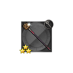 Flame Staff in <i>Final Fantasy Record Keeper</i>.