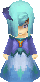 Bahamut girl 1 NPC render ffiv ios