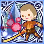 FFAB Judgment Blade - Delita Legend SSR+