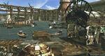 FH docks