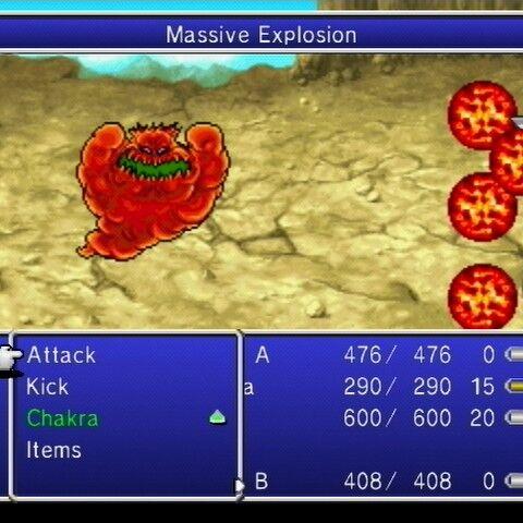 Massive Explosion (Wii).
