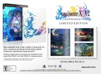 FFXX-2 HD Remaster Limited Edition