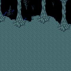 Battle background on land (SNES).