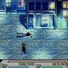 Sector 8 in <i>Before Crisis -Final Fantasy VII-</i>.