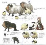 Animals of Pulse