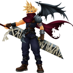 Appearance in <i>Kingdom Hearts Re:coded</i>.
