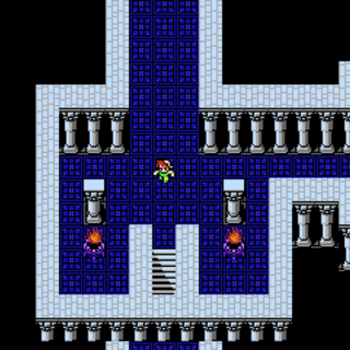 Temple of Water (NES).