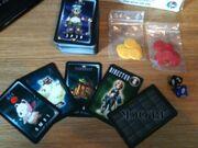 Tetra master card set