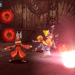 Meteorite in <i>Final Fantasy IX</i>.