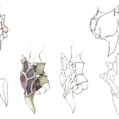 Concept artwork for the Rune Claws.