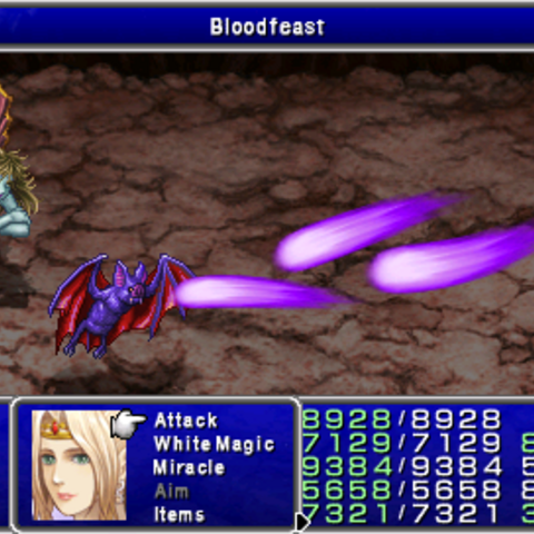 Bloodfeast (PSP).