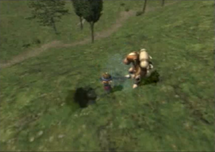 FFXI Power Attack