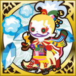 FFAB Twisty-Turny Blizzaga - Kefka Legend SR