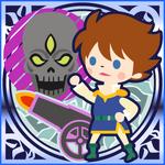 FFAB Chaos Cannon - Bartz Legend SSR+